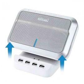 Loa Bluetooth Atomi - kết nối không dây bluetooth có 4 cổng sạc USB cho smartphone tablet