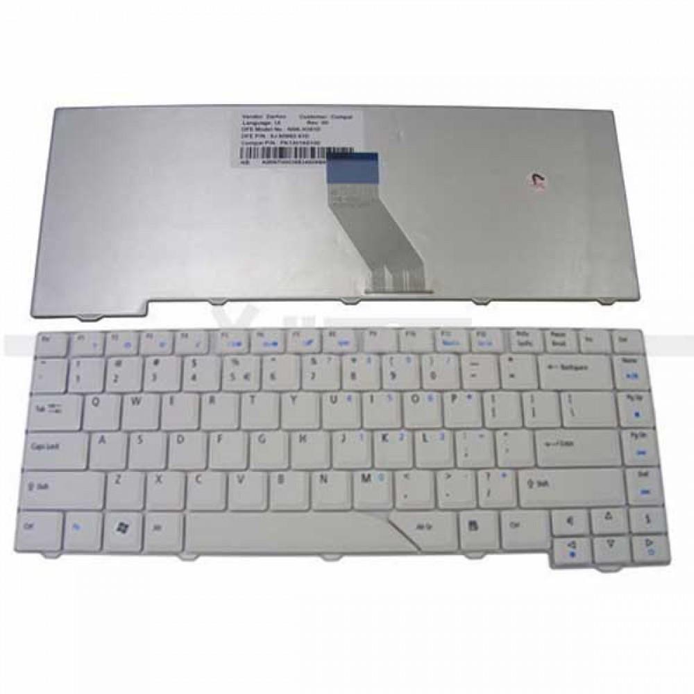 Bàn phím Acer 4310 4510 4710 4710 4320 4520 4720 4920 MàuTrắng keyboard
