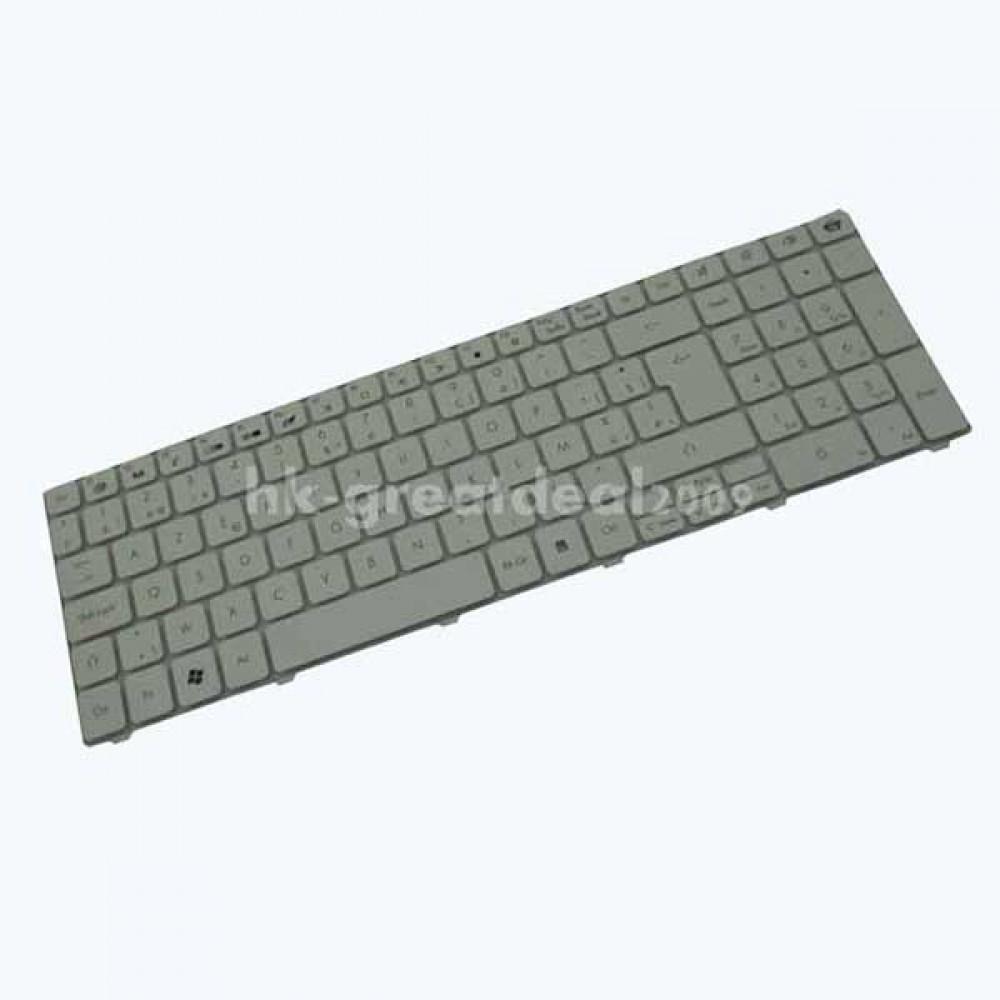 Bàn phím Acer 5738 5810 5536 GATEWAY NV59C NV53 NV55 NV73 CHUẨN JAPAN(bạc) keyboard