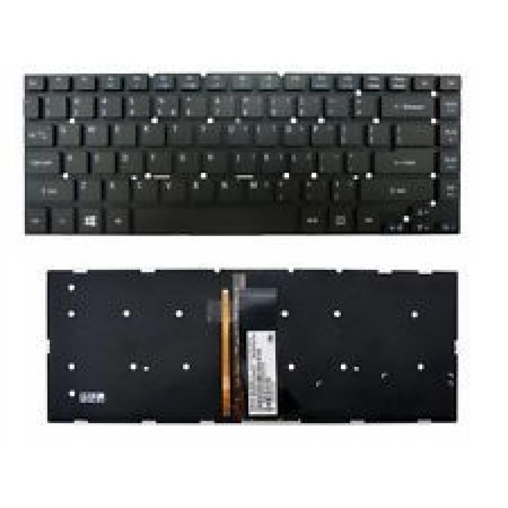 Bàn phím Acer 3830T 4830 4755 4820 V3-431 V3-471 E1-410 E1-422 E1-432 E1-470 E1-472 E5-411 E5-431 E5-471 ES1-411 ES1-471 E5-471 ES1-511 màu đen (có đèn) keyboard