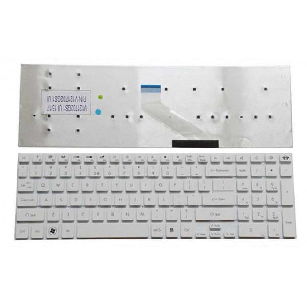 Bàn phím Acer Aspire 5830 5755 V3-551 V3-571 E1-532 E1-572 E5-571 E15 ES1-512 màu trắng keyboard