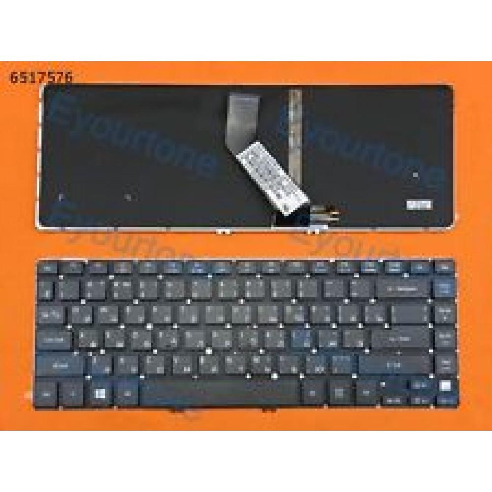 Bàn phím Acer Aspire V5-473G R3-371 (màu đen + nguyên bệ) TỐT keyboard