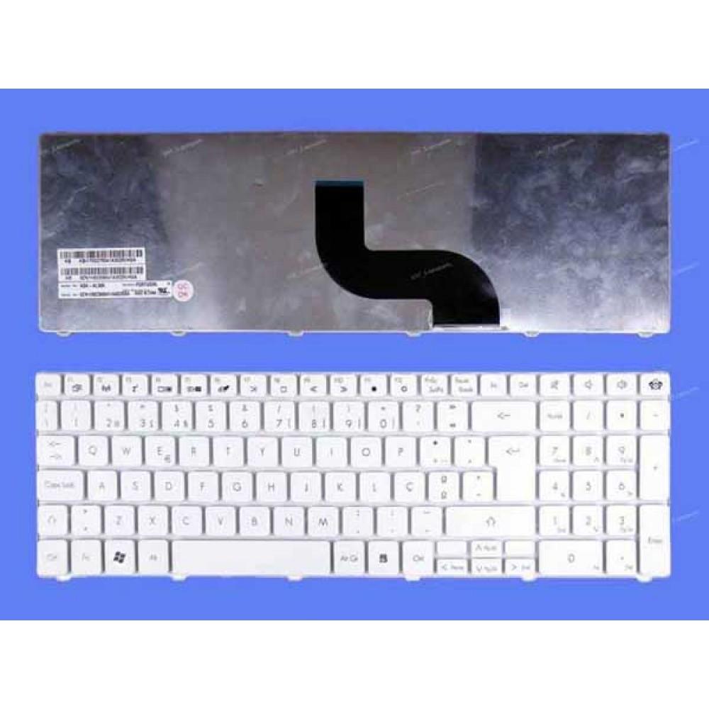 Bàn phím Acer eMachines E725 E625 E627 E628 E525 GATEWAY NV59 5517 5241 5332 5532 5534 5541 5732 5516 (TRẮNG+CHUẨN JAPAN) keyboard