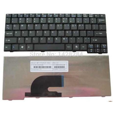 Bàn phím Aspire One A110 A150 D150 D250,kav60 màu đen keyboard