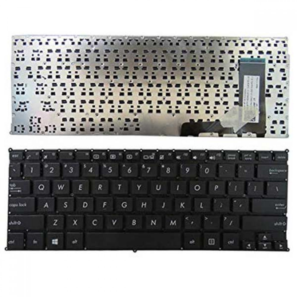 Bàn phím Asus E202 E202M E202MA E202S E202SA T200 (màu đen) keyboard