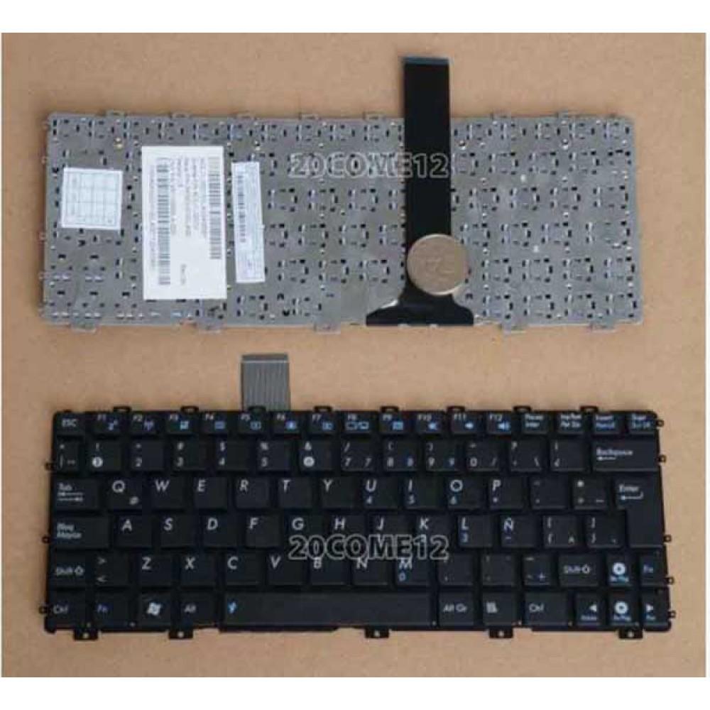 Bàn phím Asus Eee PC 1015 X101 1025 Đen (ENTER VUONG) keyboard