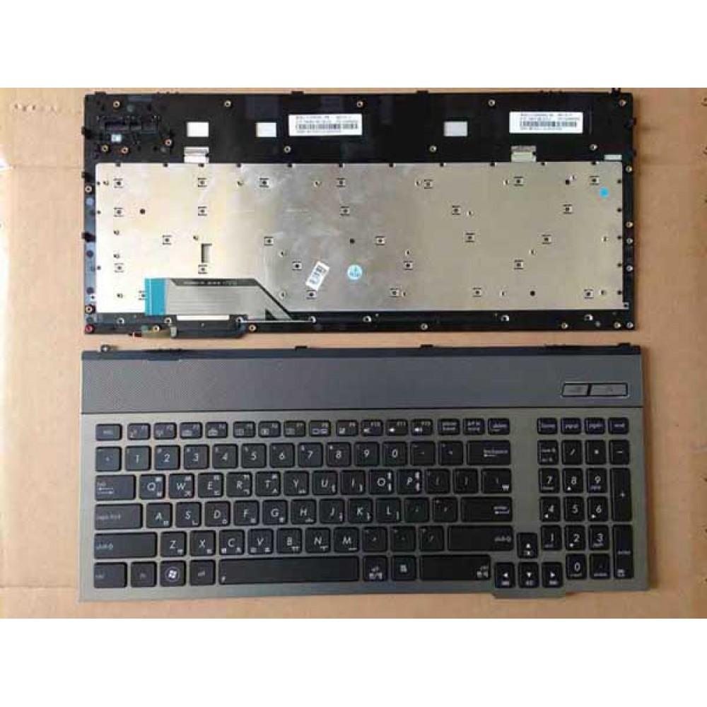 Bàn phím Asus G55 (CÓ KHUNG) CÓ ĐÈN keyboard
