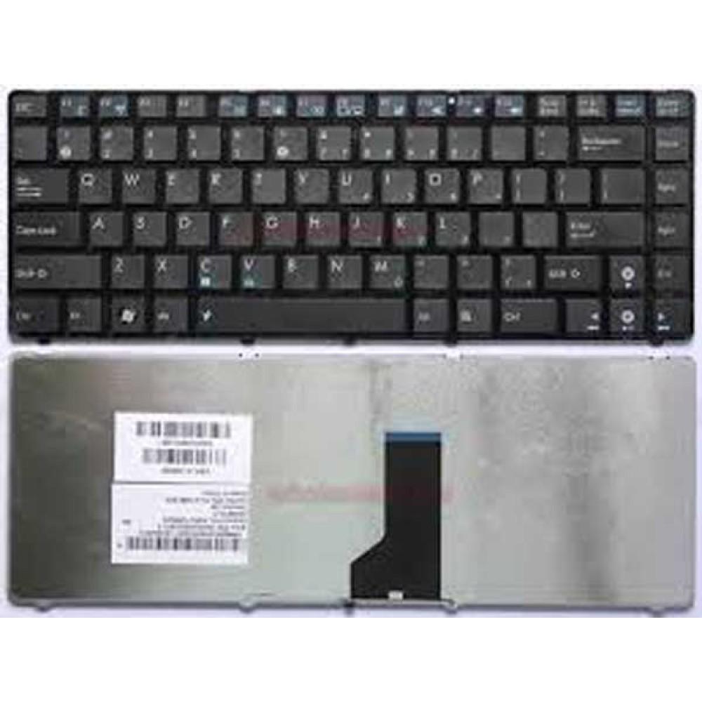Bàn phím Asus K42 UL30 X42 X42J K43 X45 X44 X43 X43S A83S(màu đen) TỐT keyboard