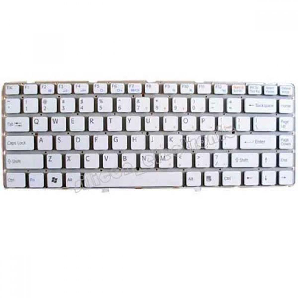 Bàn phím Asus-N46 Q400(MÀU BẠC) keyboard