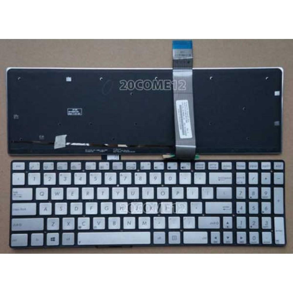 Bàn phím Asus Q500 Q500A (CÓ ĐÈN) keyboard