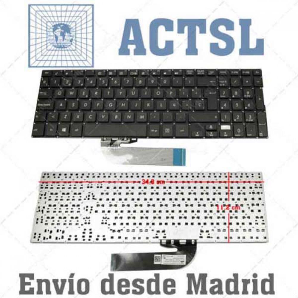 Bàn phím Asus TP500 Asus Pro PU500 PU551(cable cong) CHÂU ÂU keyboard