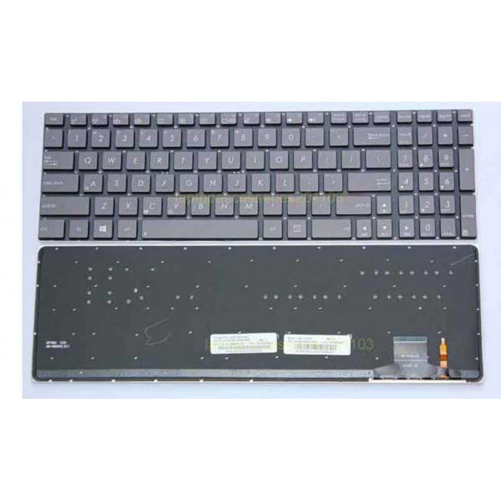 Bàn phím Asus UX51 (nguyên bệ+CÓ ĐÈN) keyboard