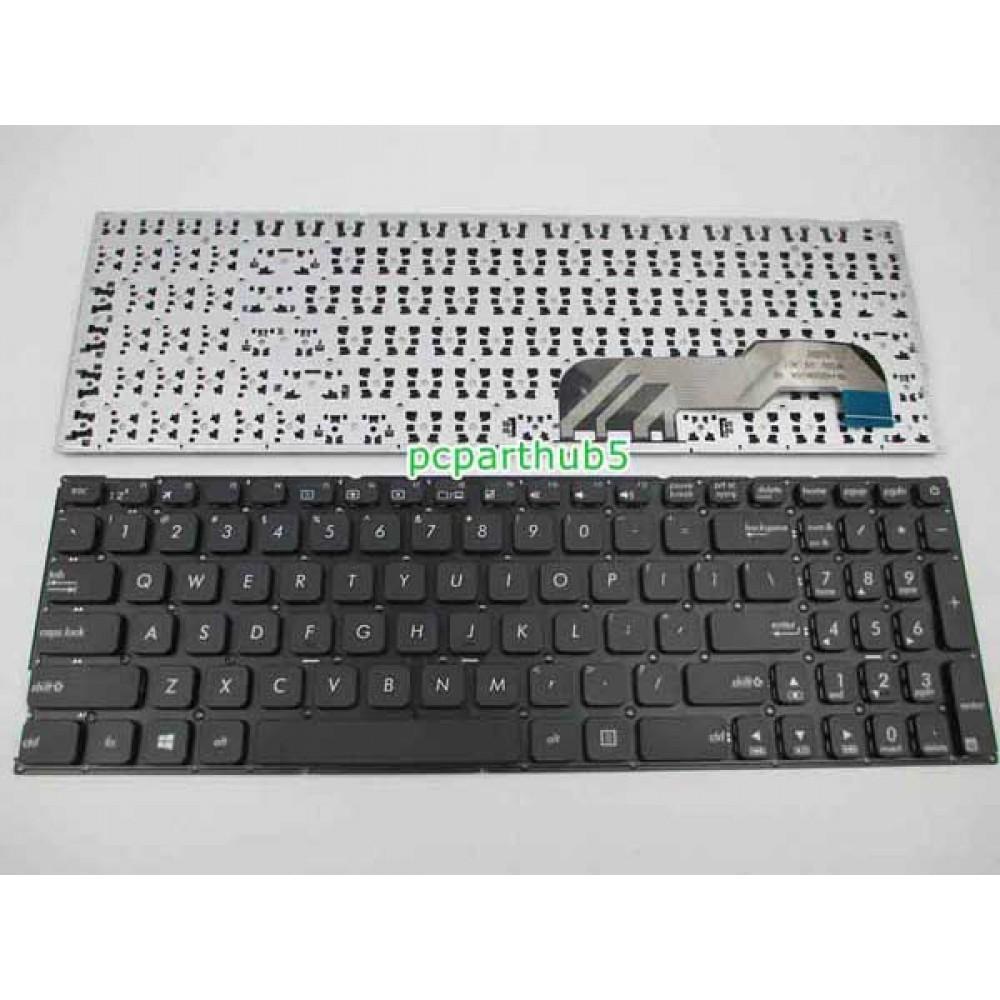 Bàn phím Asus X541 màu đen keyboard