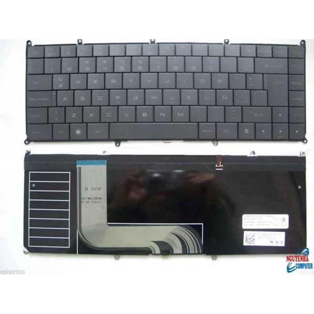 Bàn phím Dell Adamo 13 màu đèn+Có Đèn keyboard