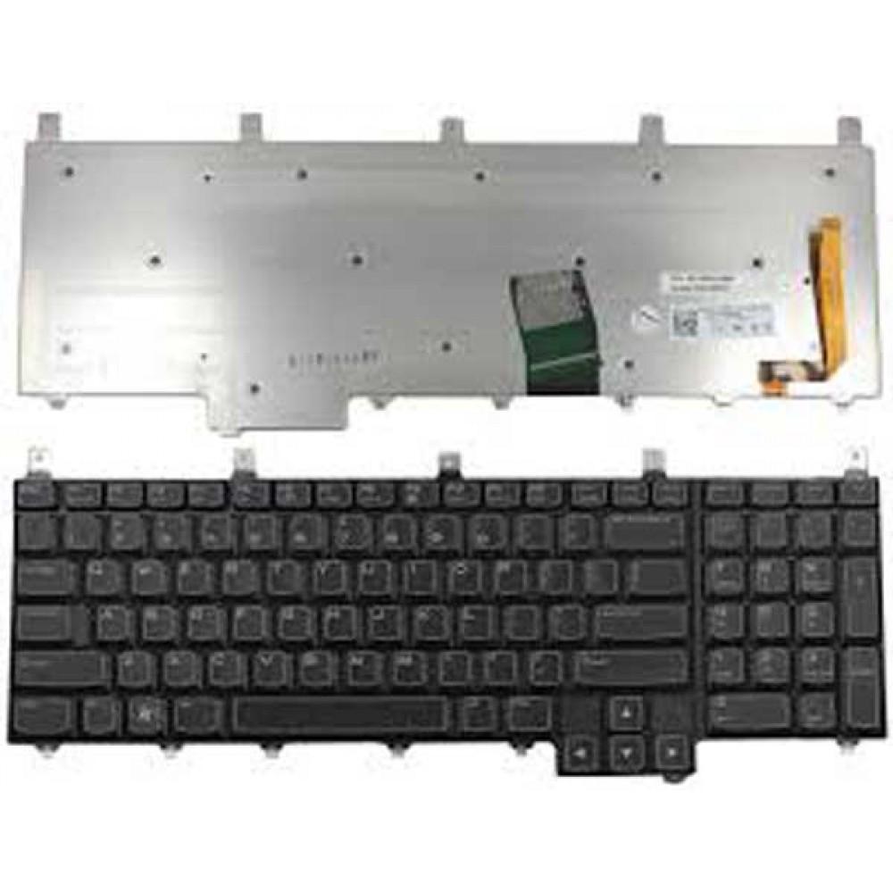 Bàn phím Dell Alienware M17X (Có Đèn) keyboard