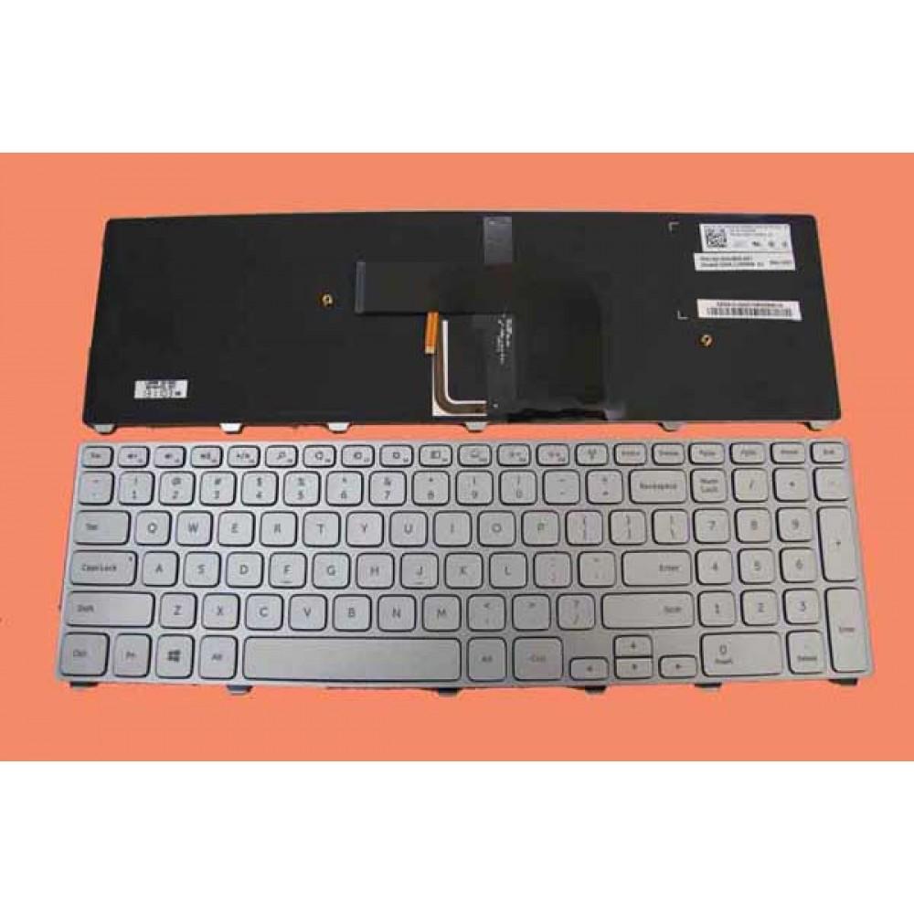 Bàn phím Dell Inspiron 17- 7000 7737 Có Đèn keyboard