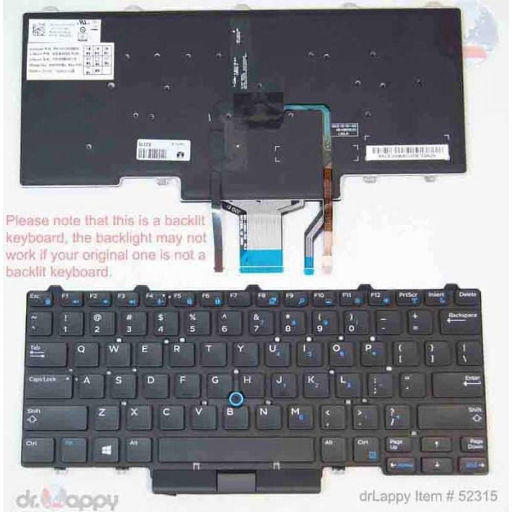 Bàn phím Dell Latitude E5250 E7250 keyboard