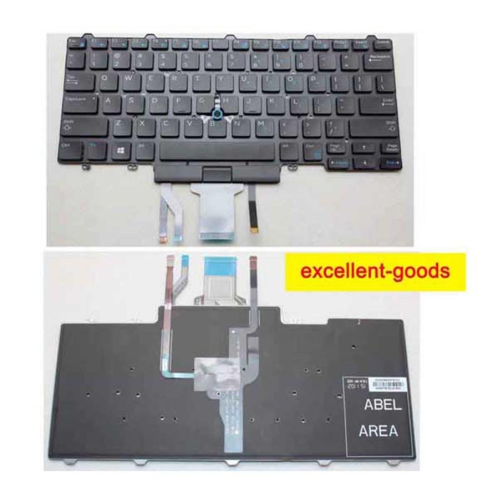 Bàn phím Dell Latitude E5450 E7450 (Có Đèn) keyboard
