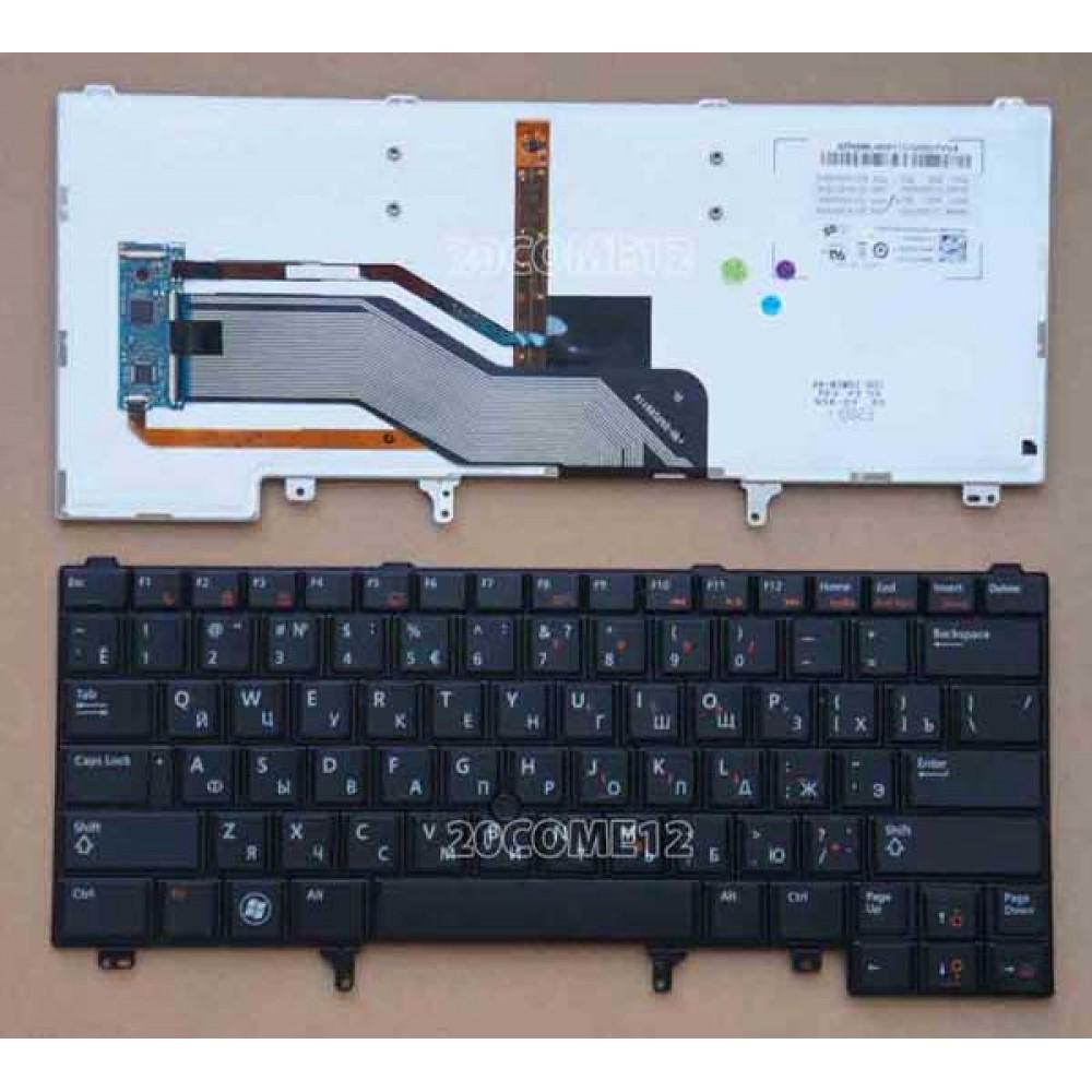 Bàn phím Dell Latitude E6420 E6440 E5420 E5430 E6220 E6230 E6320 XT3 TỐT keyboard