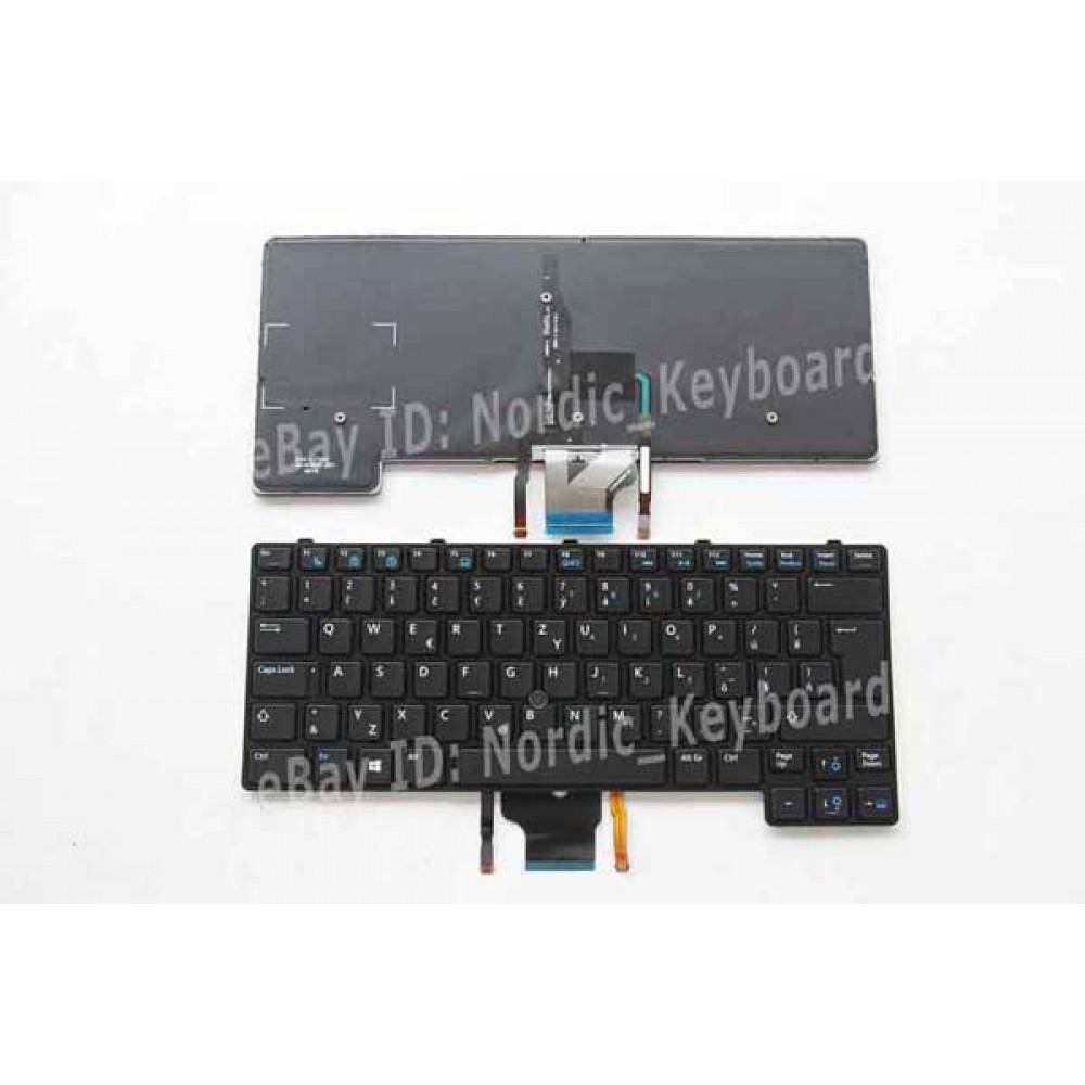 Bàn phím Dell Latitude E6430U(Có Đèn) keyboard
