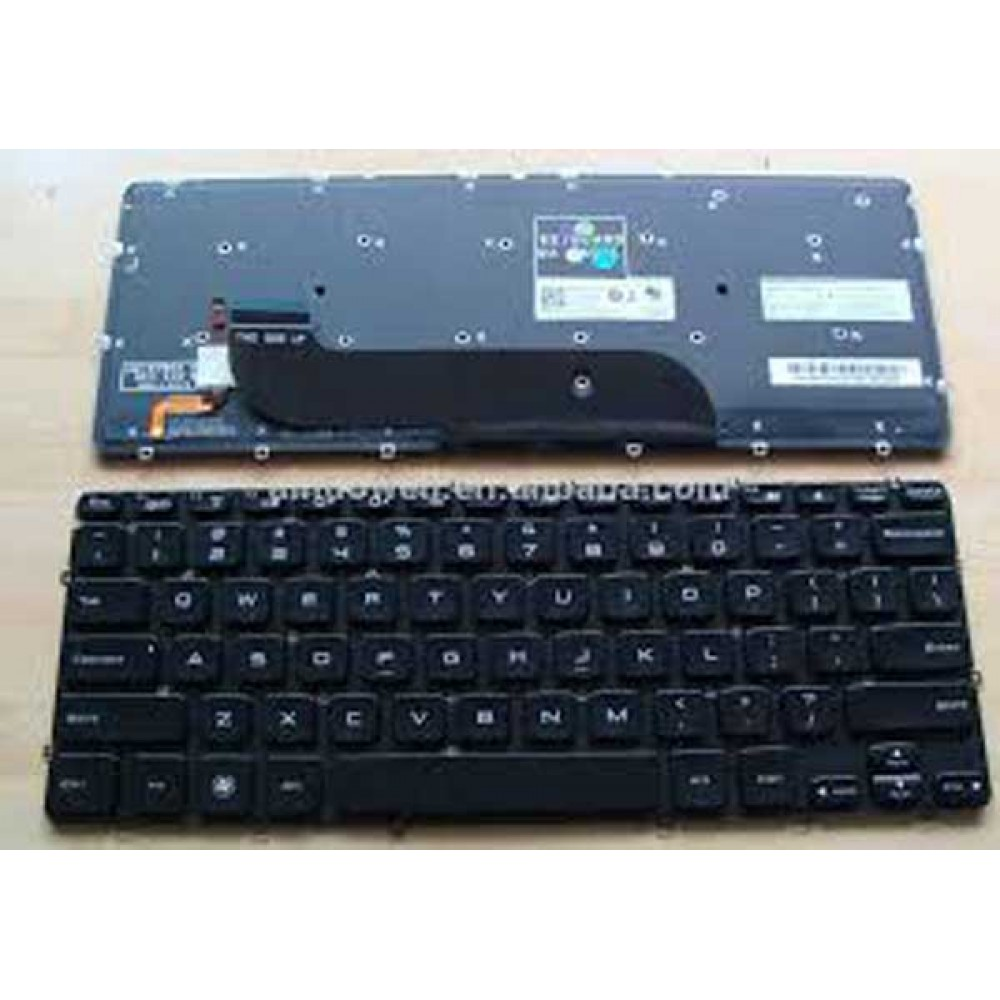 Bàn phím Dell XPS13 Ultrabook XPS13z L321x L322x XPS 12 (có đèn) keyboard