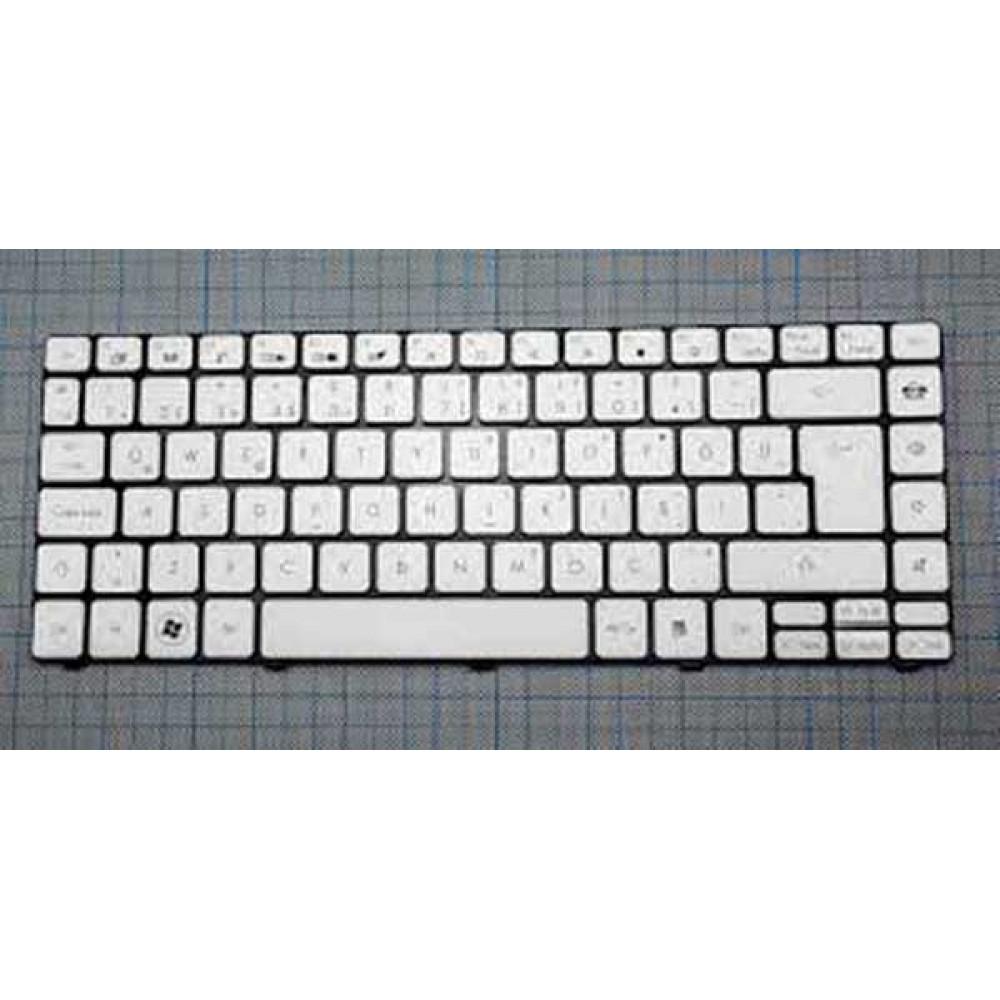 Bàn phím Gateway ID49 ACER TravelMate 8481 (MÀU BẠC) CHUẨN JAPAN keyboard