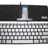 Bàn phím HP 14-AB (màu bạc+ có đèn) TỐT keyboard