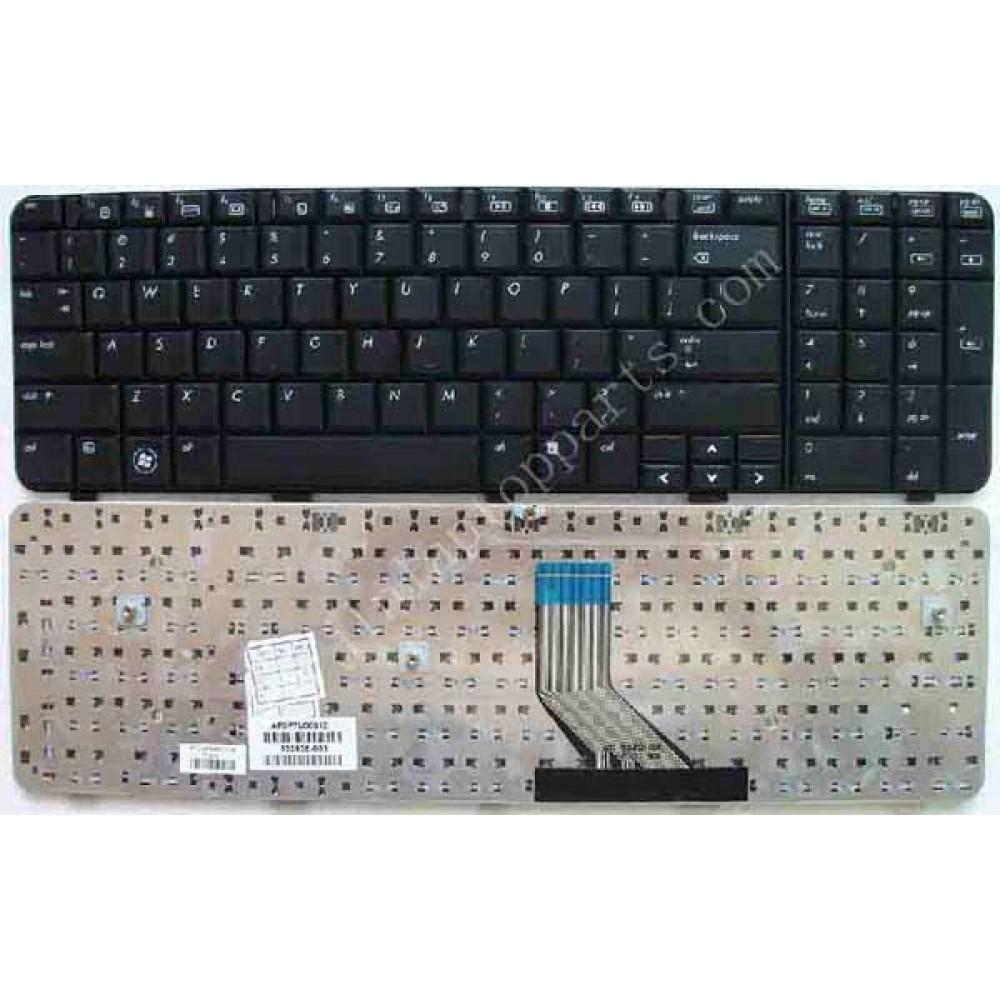 Bàn phím HP CQ71 G71 (ĐEN) keyboard
