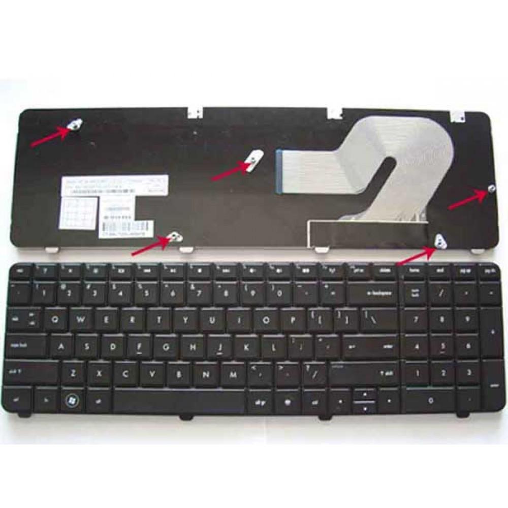 Bàn phím HP CQ72 G72 (ĐEN) keyboard