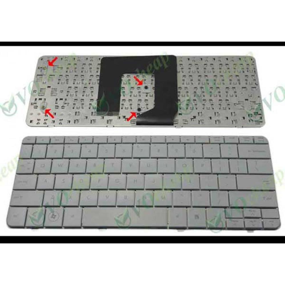 Bàn phím HP DM1-1000 mini 311 màu bạc keyboard