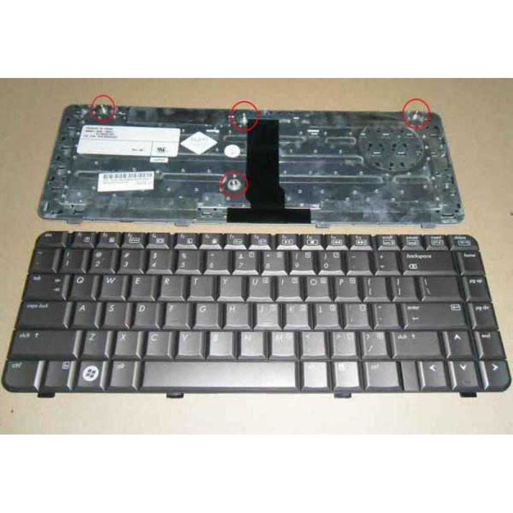 Bàn phím HP DV3000 DV3500 (MÀU ĐỒNG) keyboard