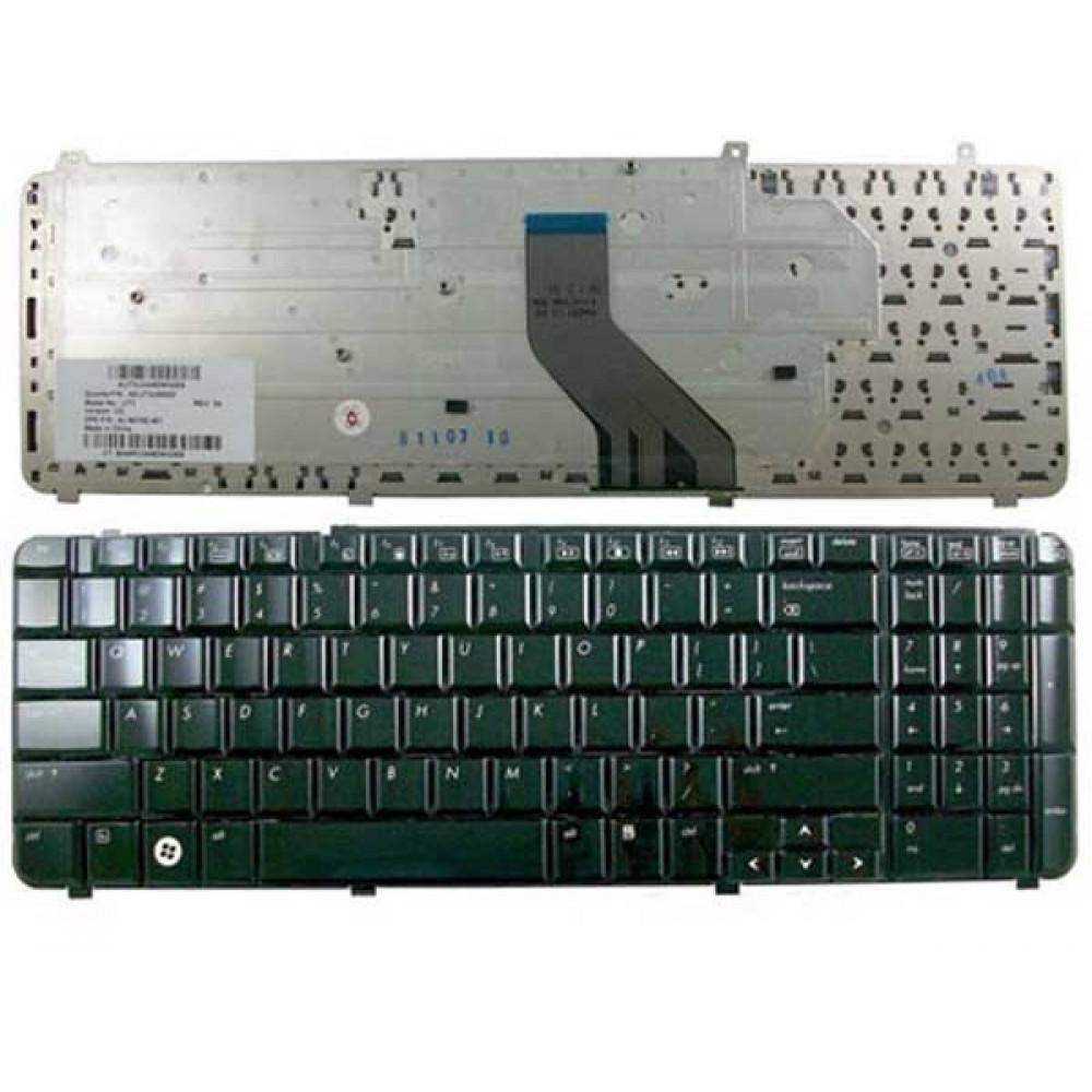 Bàn phím HP DV6- 1000 màu đen keyboard