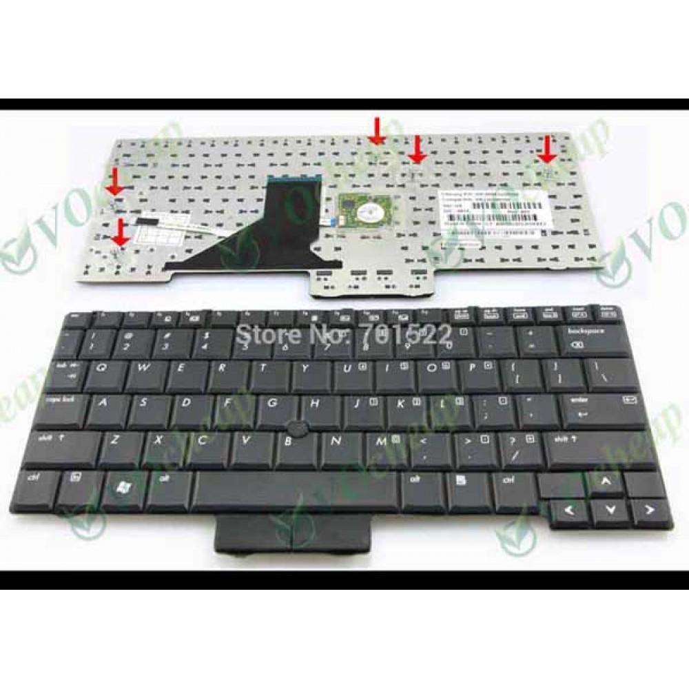 Bàn phím HP ELITEBOOK 2530P 2510P chuẩn tiếng anh keyboard