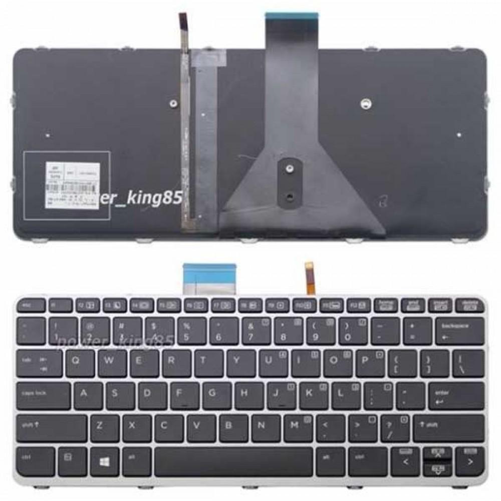 Bàn phím HP Elitebook Elite X2 1011 1012 G1 1020 G1 (CÓ ĐÈN + KHUNG) keyboard