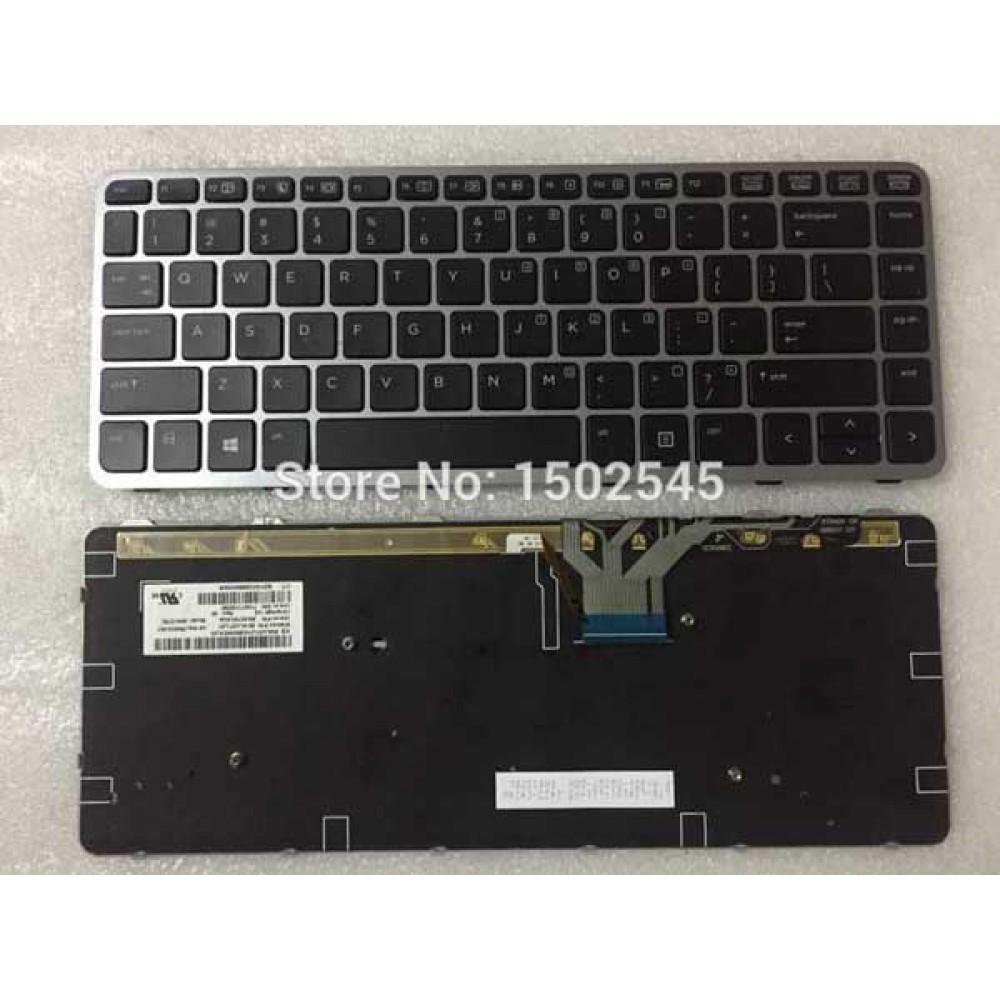 Bàn phím HP EliteBook Folio 1000 1040 G1(CÓ ĐÈN + KHUNG) keyboard