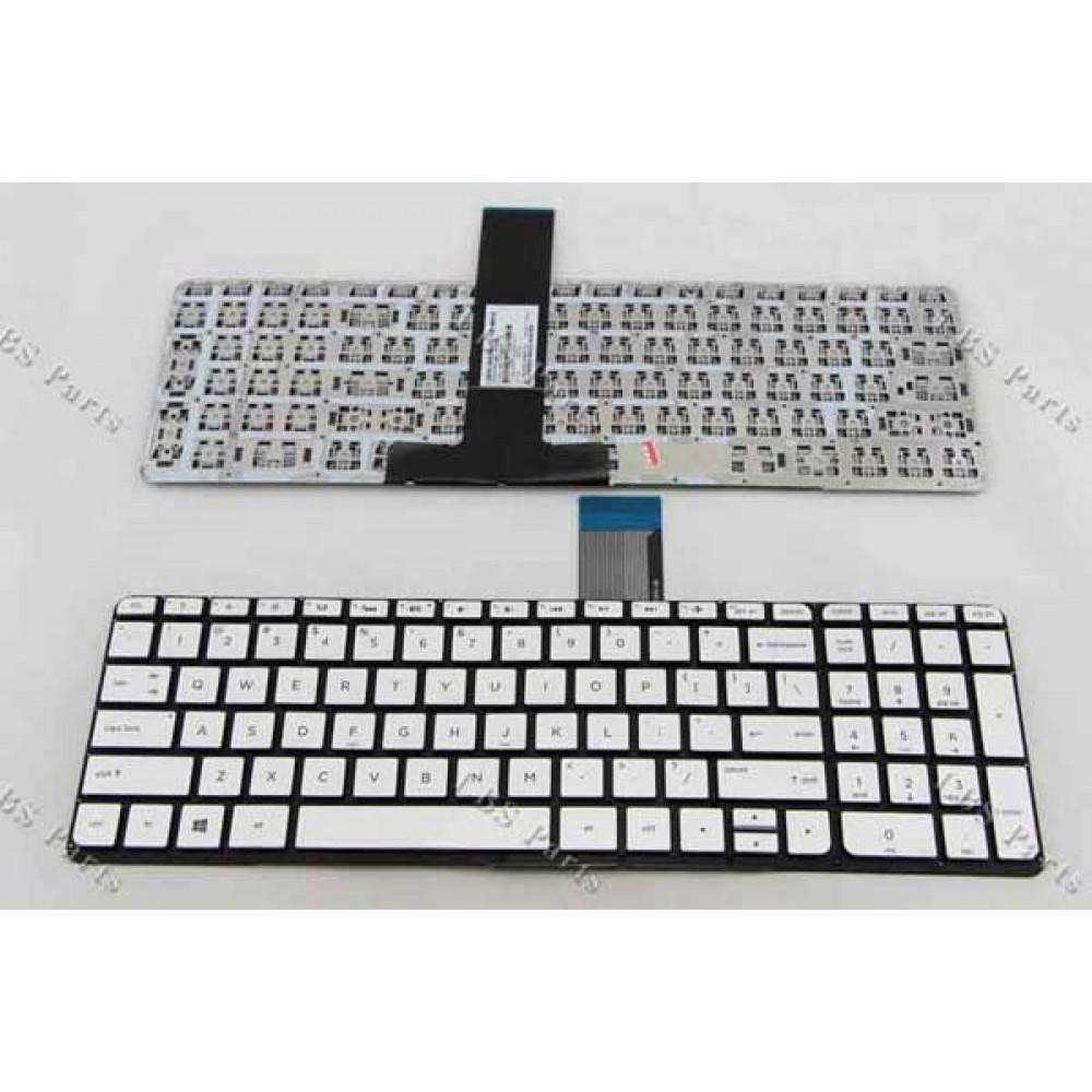 Bàn phím HP ENVY 15-U 15T Envy X360-15 (MÀU BẠC +CÓ ĐÈN) keyboard