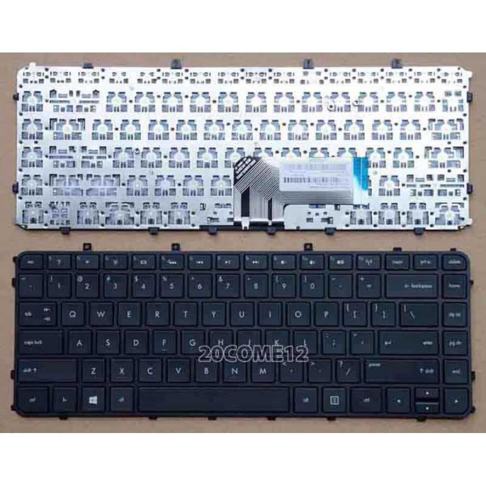 Bàn phím HP ENVY 4-1000 6-1000 CÓ KHUNG keyboard