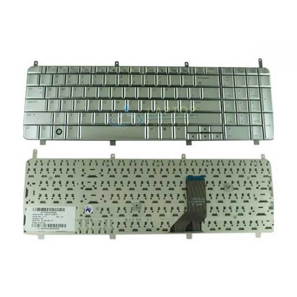 Bàn phím HP HDX18 DV8 màu đen keyboard