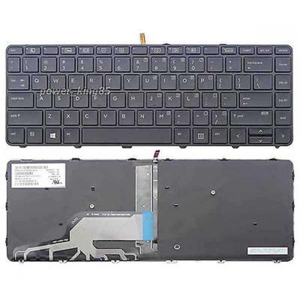 Bàn phím HP Probook 430 G5 440 G5 445 G5 (CÓ KHUNG+CÓ ĐÈN) keyboard