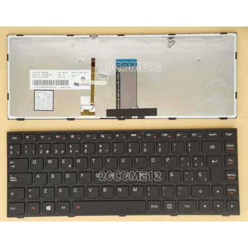 Bàn phím Lenovo G40 G40-30 G40-45 G40-70 G40-80 Z40-70 B40-30 B40-45 B40-70 B40-80 S410P 300-14IBR 300-14ISK (CÓ ĐÈN)TỐT keyboard