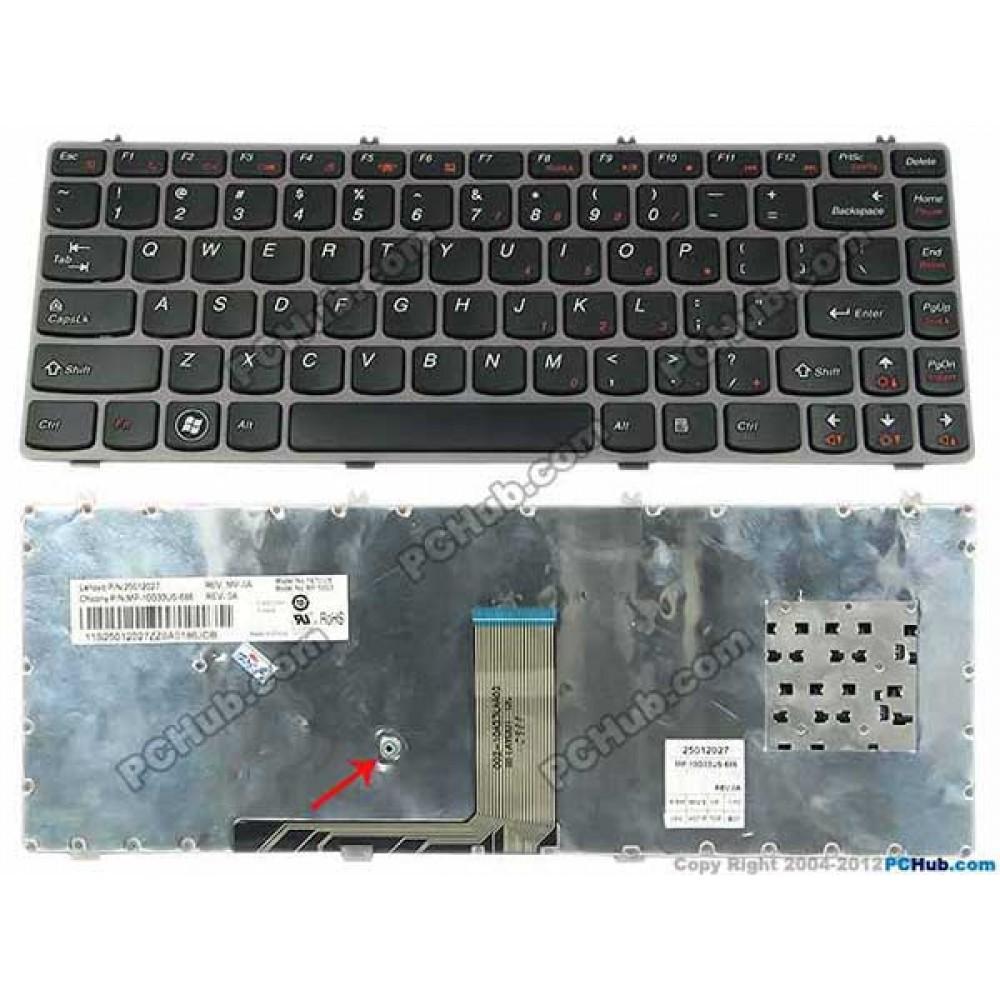 Bàn phím Lenovo Ideapad Y470 Y470N Y470P Y471 Y471A keyboard