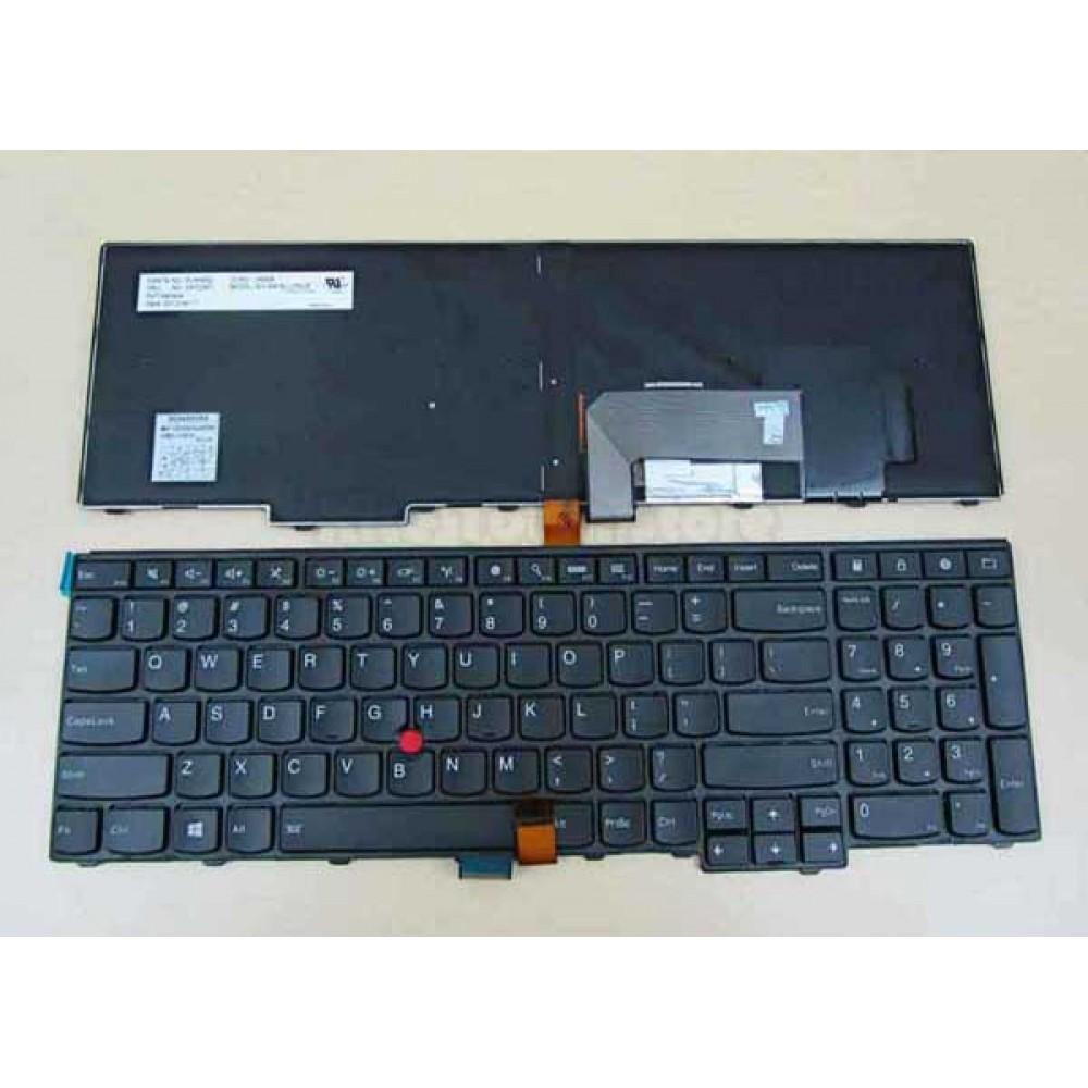 Bàn phím Lenovo ThinkPad Edge E531 E540 W540 T540P L540 (CÓ ĐÈN) keyboard