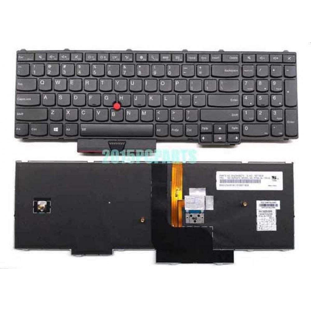Bàn phím Lenovo Thinkpad P50 (CÓ ĐÈN) keyboard