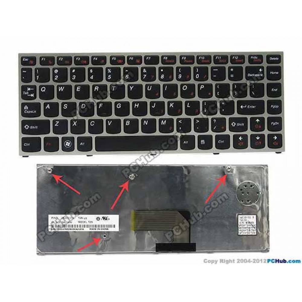Bàn phím Lenovo U460 keyboard