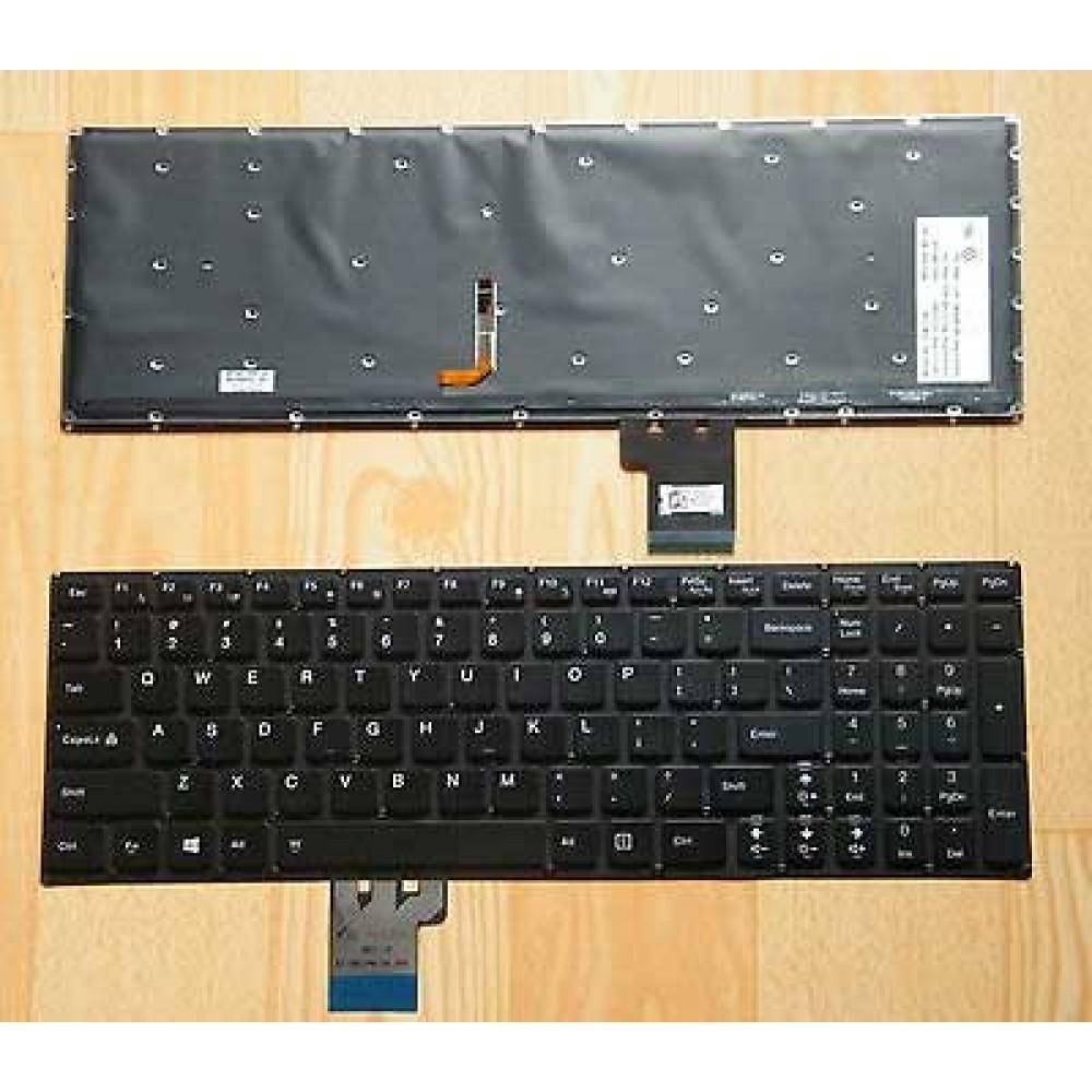 Bàn phím Lenovo Y50 Y50-70 (CÓ ĐÈN) TỐT keyboard