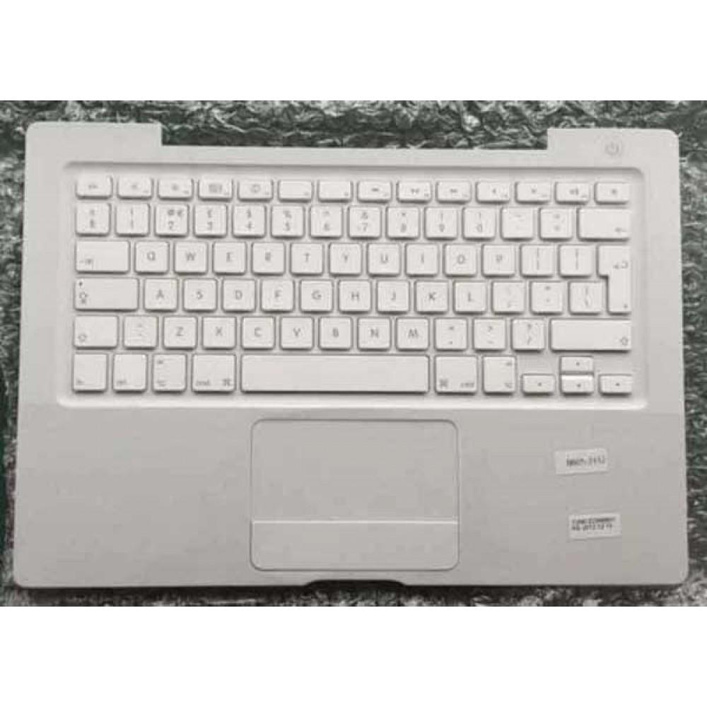 Bàn phím Macbook A1185 A1181 (màu trắng) nguyên bệ keyboard