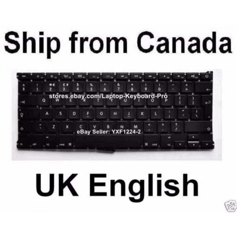 Bàn phím Macbook A1369 A1466 (châu âu) keyboard