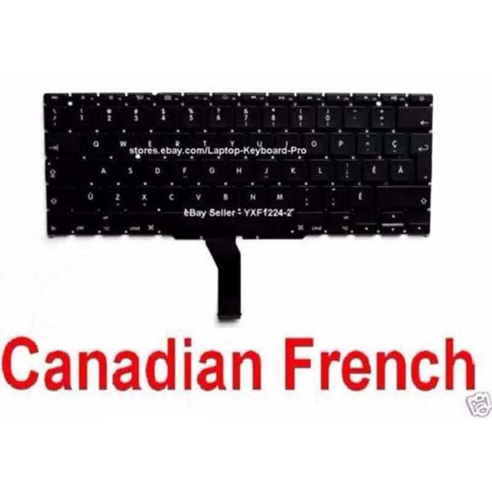 Bàn phím Macbook Air 11 A1370 A1465 (châu âu) keyboard