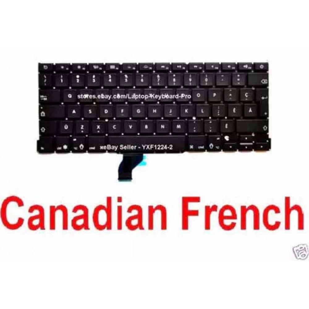 Bàn phím Macbook Pro Retina Macbook A1502 MF843 (châu âu) keyboard
