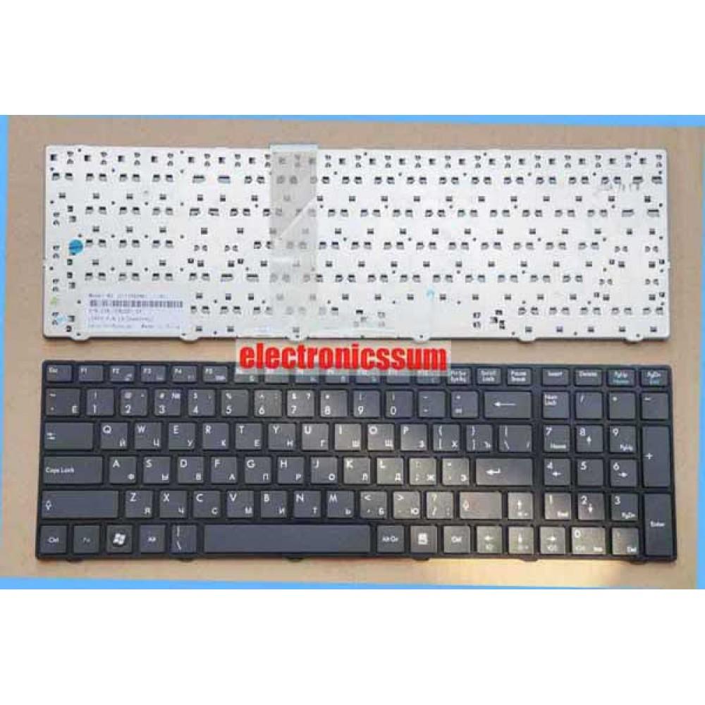 Bàn phím MSI A6200 CR620 CR720 S6000 keyboard